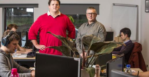 Dans la presse : la folle vie de deux Steve Jobs wallons